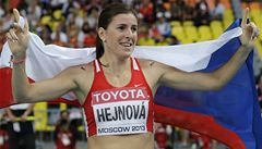 Sportovcem roku se stala letos neporažená mistryně světa Hejnová