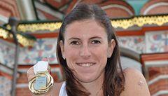 Překážkářka Hejnová je ve finále ankety o nejlepší atletku světa