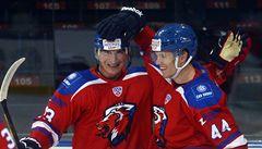 Co nabídne KHL? Plno hvězd i olympijskou předehru