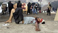 Po zásahu policie v Egyptě zemřely desítky lidí