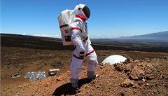 Vědci simulovali pobyt na Marsu, vymýšleli recepty pro astronauty