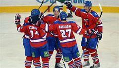 Lev udolal Kazaň 4:1 a vyhrál Prague Hockey Cup