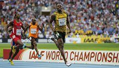 Když Bolt překonal Lewise. Před rokem se sprinter stal legendou