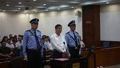 Končí nejhorší čínský skandál za 20 let: Po Si-laj dostal doživotí