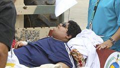 Muž ze Saudské Arábie váží 610 kg. Hubnutí mu zaplatí sám král