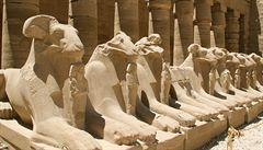 Luxor: největší muzeum světa pod otevřeným nebem