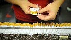 Cigarety budou dražší, rozhodli poslanci. Vyšší daň uvalili i na zelenou naftu