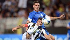 Strašlivý večer. Udine narazilo do zdi, píší Italové o výhře Liberce