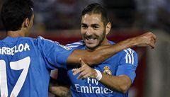 Benzema svým 100. ligovým gólem zařídil Realu výhru 1:0 v Granadě