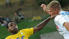 První prvoligový klub vypadl z poháru. Teplice prohrály s Varnsdorfem
