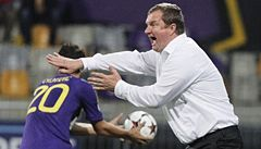 Vrba se těší na anglický a ruský fotbal: Budeme rádi za každý bod