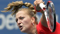 Kvitová postoupila na US Open do 3. kola, naopak Šafářová dohrála