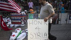 Sýrie přiznala další čtyři zařízení na chemické zbraně