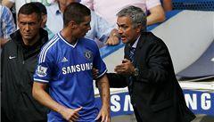 Mourinho: Hráči Chelsea jsou krásná vajíčka, která potřebují mámu
