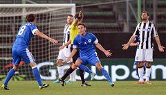 Skvělý výsledek. Liberec senzačně vyhrál v Udine 3:1