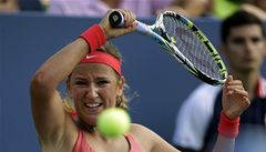 Azarenková si zahraje finále US Open. Vyzve Williamsovou