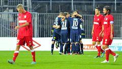 Brno v lize prohrálo už popáté v řadě. Tentokrát se Slováckem