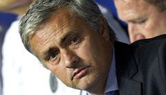 Bayern vyhrál nezaslouženě, řekl Mourinho při kritice rozhodčího