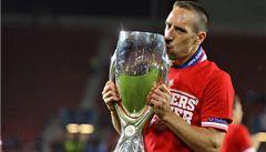 Zlatý míč bych měl vyhrát já, prohlásil sebejistě Franck Ribéry
