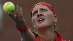 Končí už ve 3. kole. Kvitová se loučí s US Open