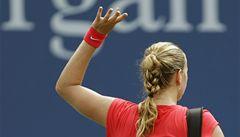 Po dvou letech. Kvitová vypadla z první desítky žebříčku WTA