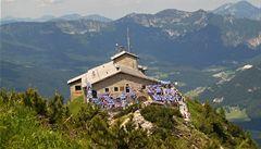 Kehlstein Haus není jen Hitlerovým pomníkem