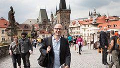 Václavák už lidem ani nedoporučuju, říká autor Bedekrů o Česku