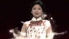 Na koncertu v Tchaj-peji vystoupila 28 let mrtvá popová hvězda