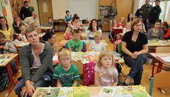 Pětina dětí má odklad. Pozdější nástup do školy by se měl týkat dvou procent ročníku, tvrdí odborníci