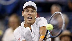 Konec nadějí. Berdych vypadl v osmifinále US Open s Wawrinkou