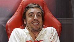 Získá pilot F1 do své stáje Contadora? Nehodlám posilovat, říká Alonso