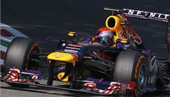 Vettel vybojoval v Monze čtyřicátou pole position v kariéře
