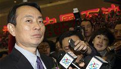 Peking pokračuje v tažení proti vysoce postaveným korupčníkům