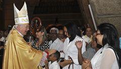 Vatikán odvolal velvyslance. Vyšetřuje jej kvůli obvinění z pedofilie
