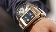 """Samsung předstihl Apple. První představil """"chytré hodinky"""" Galaxy Gear"""