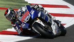 Kornfeil skončil devátý a bodoval, v MotoGP vyhrál Lorenzo