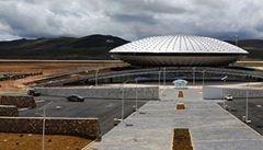 V Číně zahájilo provoz nejvýše položené letiště světa