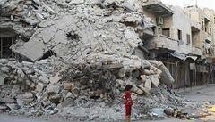 Sýrie. Konflikt, ve kterém se zapomnělo na lidi