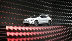 Mercedes v Česku svolá do servisů 5000 aut. Kvůli nepovolenému softwaru pro kontrolu emisí
