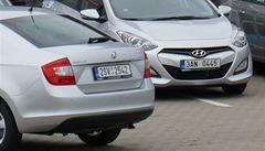 Válku Hyundai a Škody nečekejte. Navzájem si pomohou, tvrdí reklamní expert
