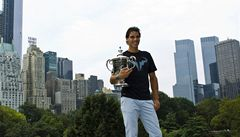 TIME OUT LN: Skromný Rafael Nadal? Tak trochu jiný šampion
