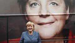 Německo volí, rozhoduje o osudu Merkelové i dalším směřování EU