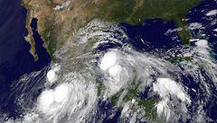 Lidé podceňují nebezpečí hurikánu s ženským jménem, tvrdí studie