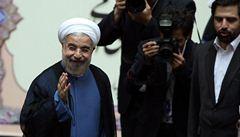 Írán: Zrušte sankce a vzdáme se továrny na obohacování uranu