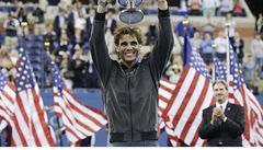 Nikdo ze mě lepší hru nedostane, řekl po vítězství Nadal