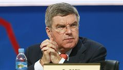 Podle očekávání. Přededou Mezinárodního olympijského výboru byl zvolen Bach