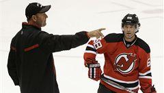 Jágr stále netrénuje. Stihne v Devils start NHL?