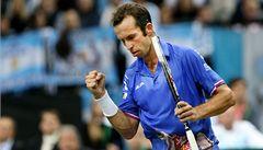 Štěpánek se vrátil na okruh ATP. Ve Vídni postoupil do 2. kola