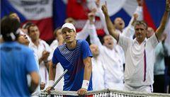 V Davis Cupu chybí krok. Na cestě do finále stačí vyhrát čtyřhru