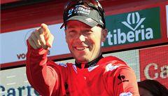 Vítězem Vuelty je Horner, König skončí devátý